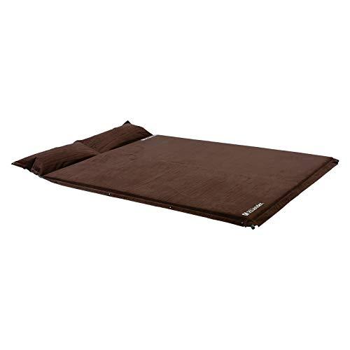 ダブルサイズのキャンプマットおすすめ5選 寝心地がいいのはどれ?のサムネイル画像