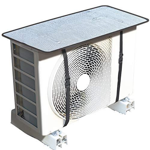 【ニトリ・100均】エアコンの室外機カバーおすすめ16選【日除け対策】のサムネイル画像