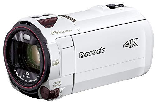 バッテリー持ち良し・4Kで美麗画質!パナソニックのビデオカメラおすすめ5選のサムネイル画像