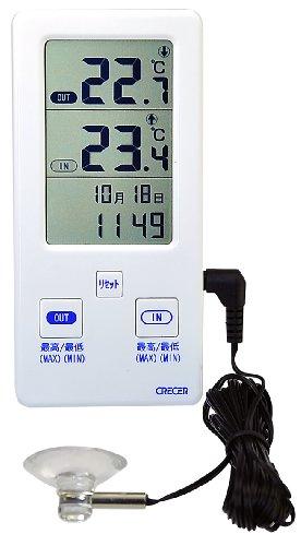 【徹底解説】冷蔵庫用温度計ってどこで買える?|おすすめ3選のサムネイル画像