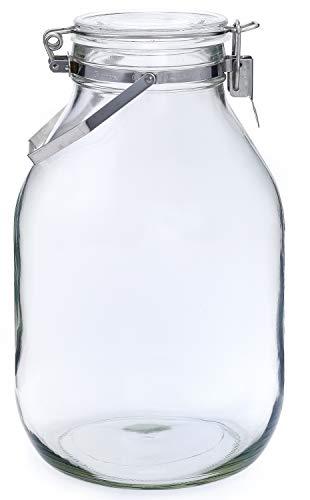 【2021年最新版】おしゃれな果実酒の瓶のおすすめ人気ランキング14選のサムネイル画像