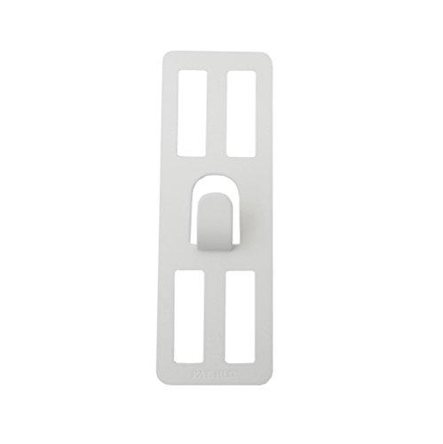 【賃貸OK】ルーターを壁掛けに!|100均・無印商品でもできる収納アイデアとはのサムネイル画像