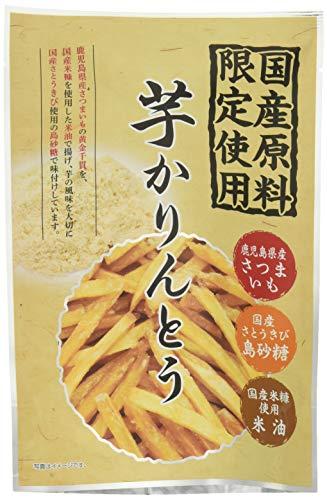 【本当に美味しい】大人気の芋けんぴ おすすめランキング7選のサムネイル画像