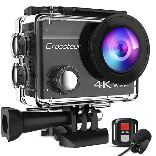 【2021最新】アクションカメラおすすめ10選|webカメラとして代用できる!のサムネイル画像