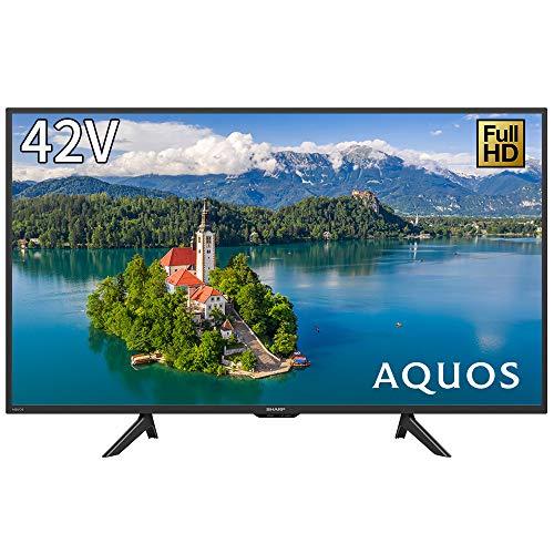 【2021最新】40インチテレビおすすめ13選|安いモデルから4Kまで!ゲームにも!のサムネイル画像