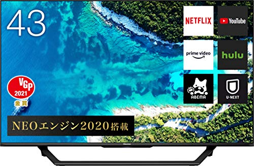【2021最新】スマートテレビとは?おすすめ商品21選を紹介|アンドロイドテレビのデメリットとは?のサムネイル画像