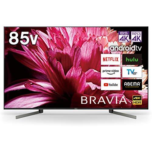 80インチ以上のテレビおすすめ9選|サイズ感は?85インチ以上もご紹介のサムネイル画像