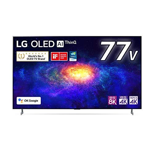【2021年最新版】有機ELテレビと液晶テレビの違いは?8Kテレビのおすすめ7選のサムネイル画像