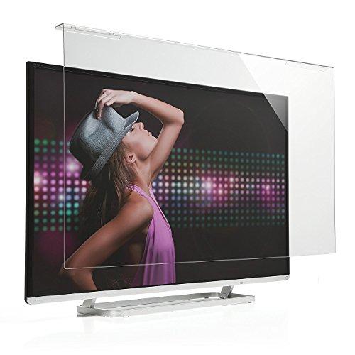 液晶テレビの保護パネル(フィルム)のおすすめ10選|必要?デメリットや効果は?のサムネイル画像