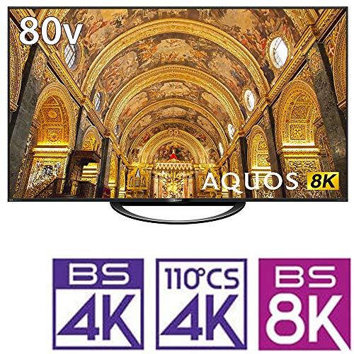 【2021最新】8Kテレビのおすすめ10選|4Kとの違い・スペック比較・買い時ものサムネイル画像