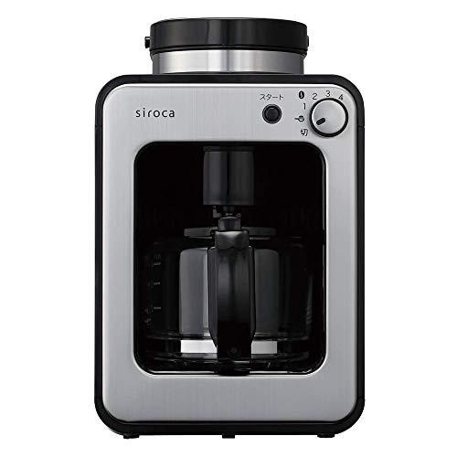 【最新】人気コーヒーメーカー10選|豆から挽く美味しいコーヒーをご自宅でのサムネイル画像