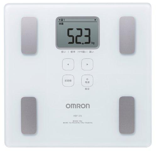 体重計・体脂肪計の画像